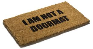 Be Obedient not a doormat!